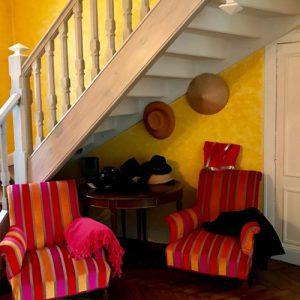 Belle Demeure Cauderan Primrose - Entrée Escalier