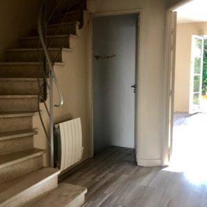 Maison Bordeaux Caudéran Grand Lebrun Escalier