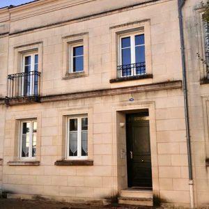 Maison Bordeaux Caudéran Grand Lebrun Façade