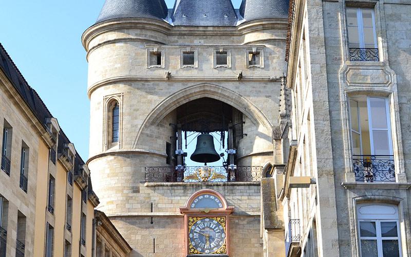 Coeur historique de Bordeaux, Grosse Cloche