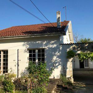 Maison à Talence, Extérieurs