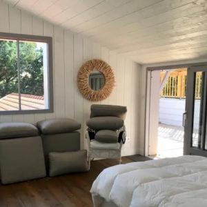 Villa Cap Ferret - Chambre Au R+1