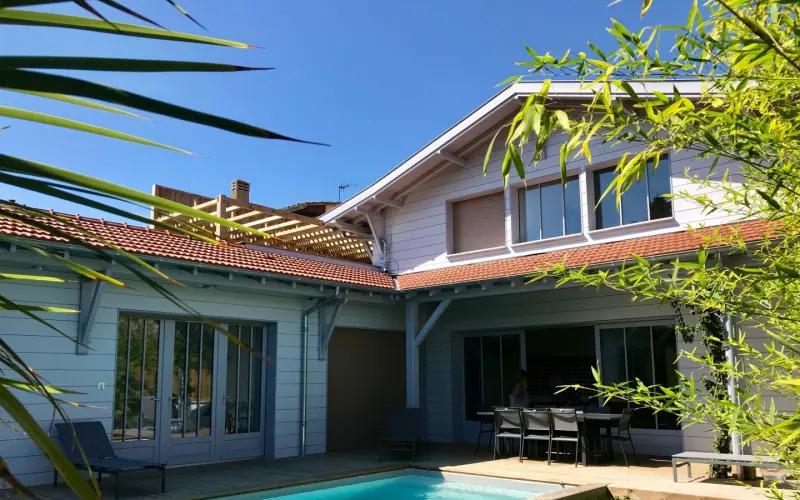 Villa Cap Ferret - Les extérieurs