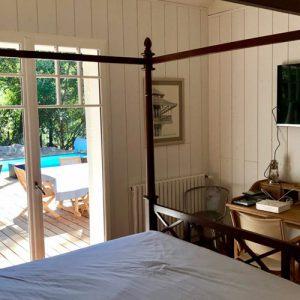 Villa à Pyla Sur Mer, Chambre