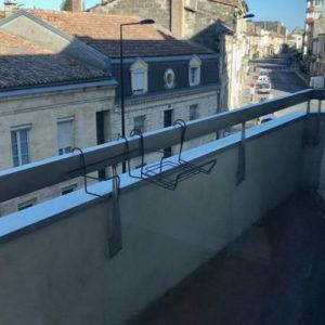 Appartement 2 Pièces à Bordeaux 49m2 - Balcon