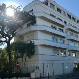 Appartement 2 Pièces à Bordeaux 49m2 - Extérieur