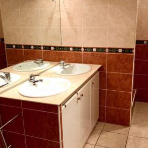Appartement 3 Pièces 92m2 à Bordeaux - Salle D'eau