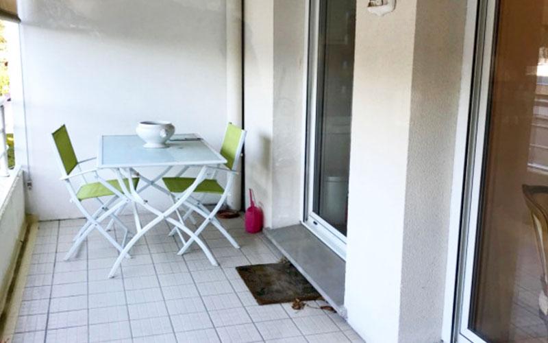 Appartement 3 pièces 92m2 à Bordeaux - Terrasse