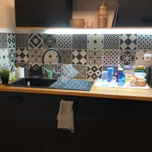 Appartement 74m2 à Bordeaux - Cuisine