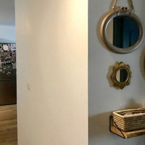 Appartement 74m2 à Bordeaux - Entrée
