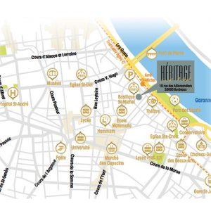 Heritage T3 Bordeaux Coeur HistoriqueHeritage T3 Bordeaux Coeur Historique