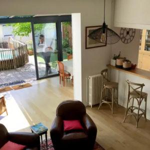 Villa 6 Pièces à Bordeaux - Séjour