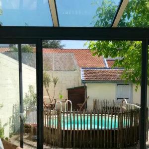Villa 6 Pièces à Bordeaux - Terrasse